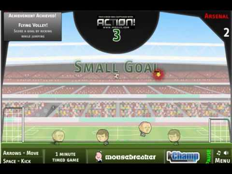 Sport Heads Football Championship Hacked