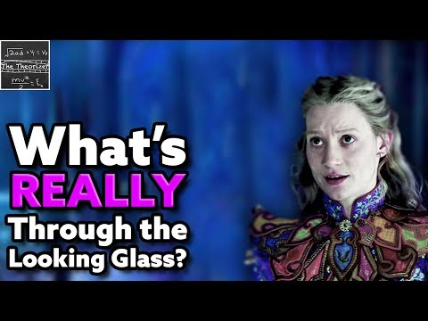 The Mystery of Alice Through the Looking Glass! (Wonderland: Part 2) [Theory]