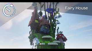 24 Hr Contest Fairy House Minecraft Timelapse YouTube