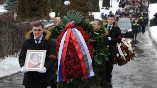 В Москве простились с Натальей Крачковской
