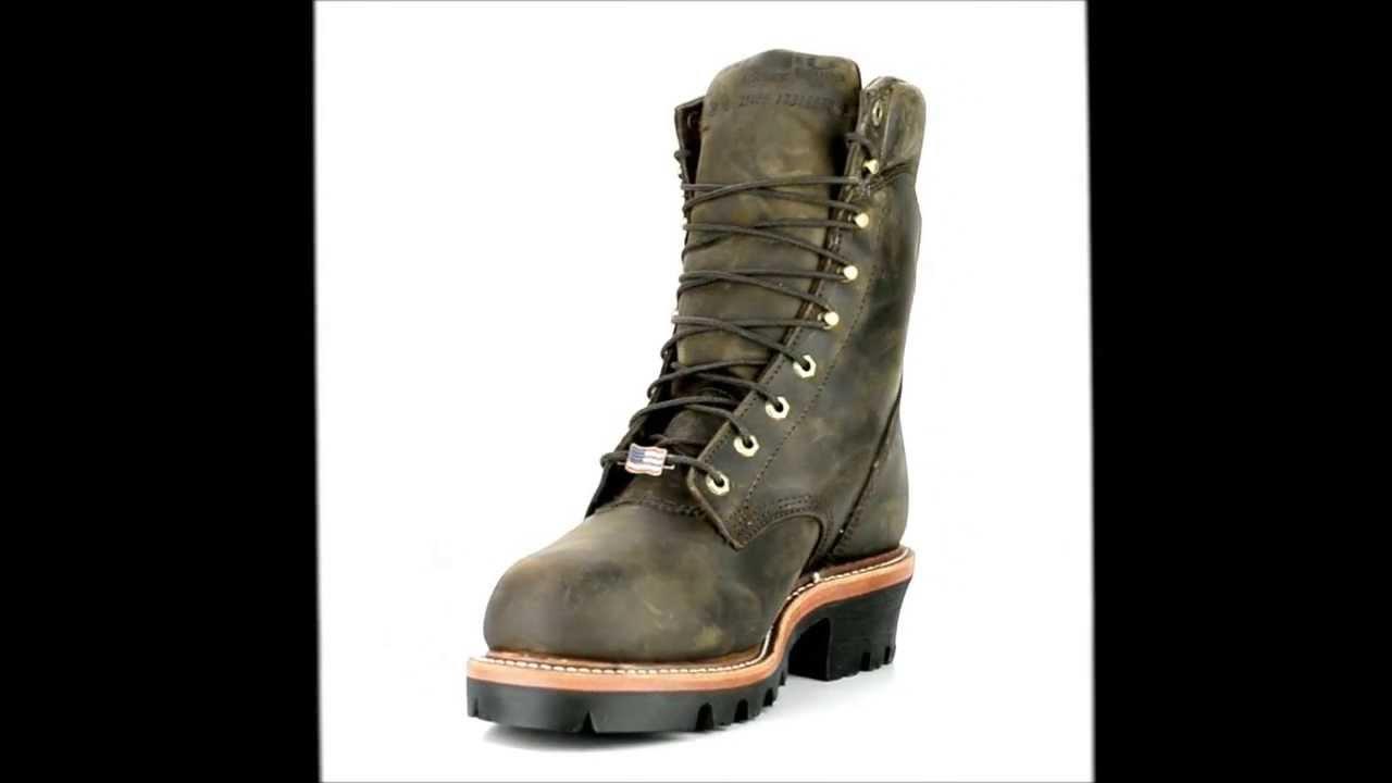Men S Chippewa Boots 25407 Steel Toe Waterproof Super