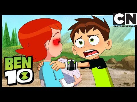 Ben 10 | Destroying A Sacred Monument | Show Don't Tell | Cartoon Network