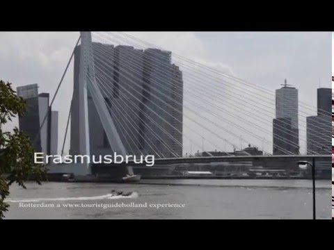 Rotterdam an architecture impression a Tourist Guide Holland tour