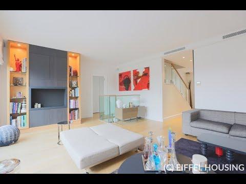 Rue Cortambert - Paris 16 - 175 sqm - 3/4BR