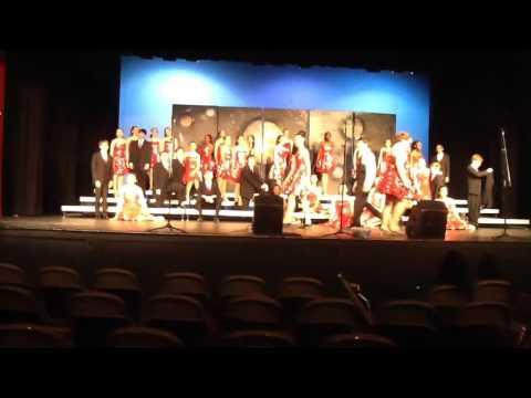 Bumpus Show Choir Jan 2016