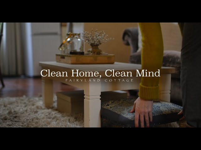 Clean Home, Clean Mind