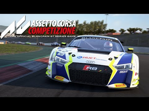 That Was WILD GT3 Race | Assetto Corsa Competizione Stream Highlights
