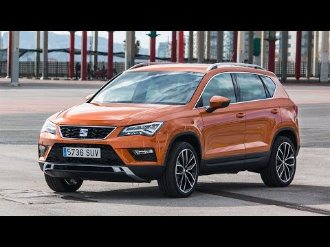 seat ateca first look cruising and sound youtube. Black Bedroom Furniture Sets. Home Design Ideas