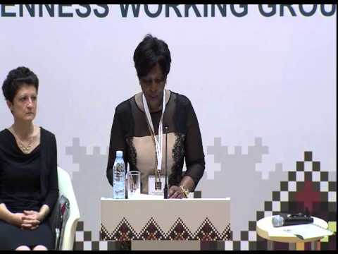 Ayanda Dlodlo, Deputy Minister of Public Service and Administration, Government of South Africa