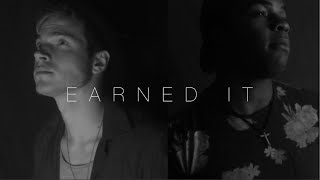 """The Weeknd - Earned It (From """"Fifty Shades Of Grey"""") (Two Worlds Cover) - Music Video"""