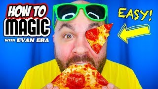 10 Easy Magic Food Tricks!