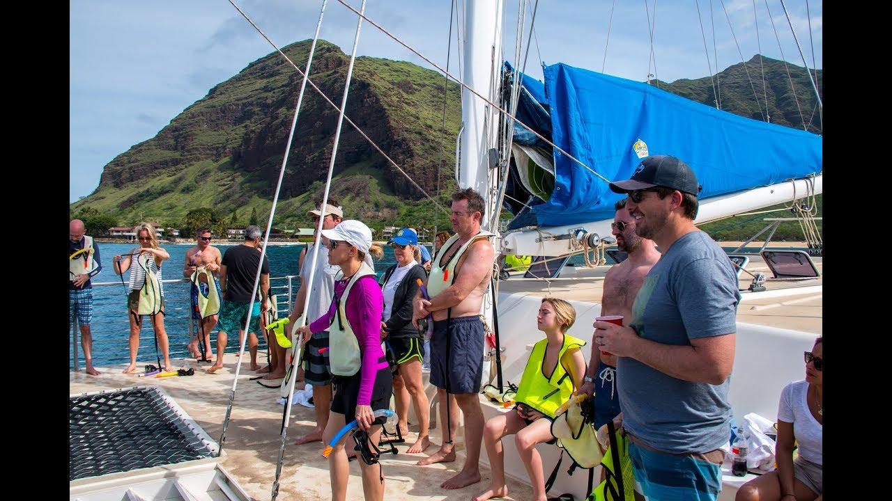 Hawaii Ko Nau Lani Honolulu Hi Coupa Snorkel Tour