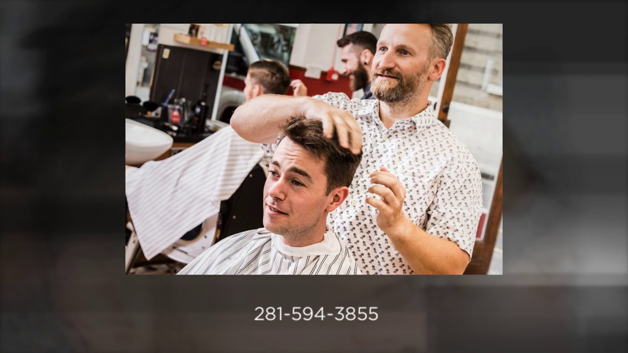 Men's Haircut Houston | 281-594-3855 | Sammy Hair Salon ...