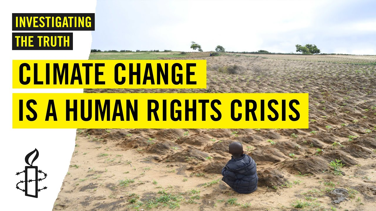 Climate Change is Fuelling a Human Rights Crisis in Madagascar  - 14:54-2021 / 10 / 27