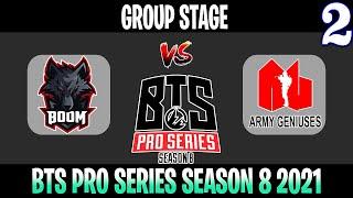 BOOM vs AG Game 2   Bo2   Group Stage BTS Pro Series SEA Season 8