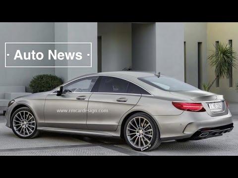 Mercedes CLE (CLS) 2018