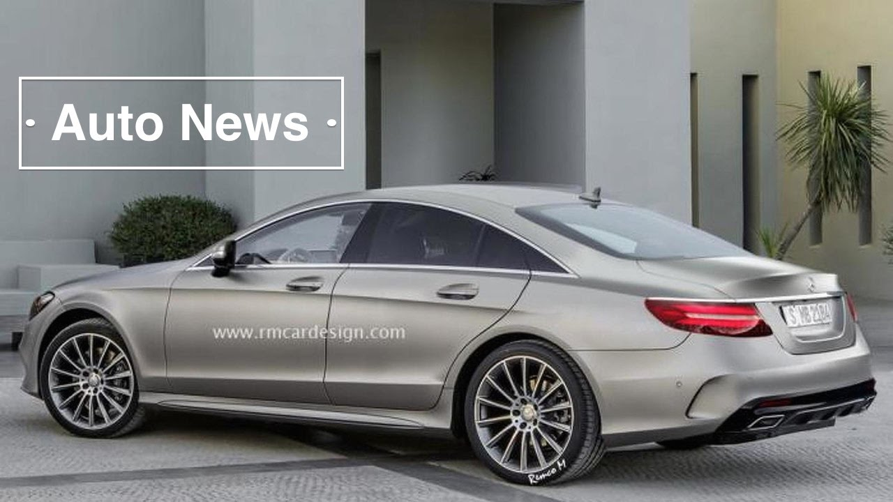 Mercedes Cle Cls 2018 Youtube