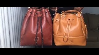 Dooney & Bourke - RANT and Comparison (Hattie vs. Buckley)