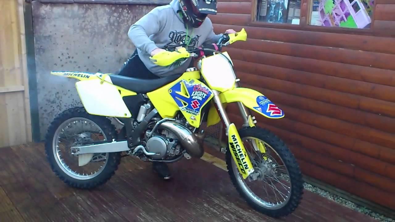 2002 Suzuki RM250 FOR SALE Motocross