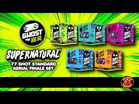 Ghost Supernatural 77 Shot Standard Aerial Finale Set | R-6440