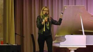 TEDxKyiv - Тетяна Микитенко - Про смаки