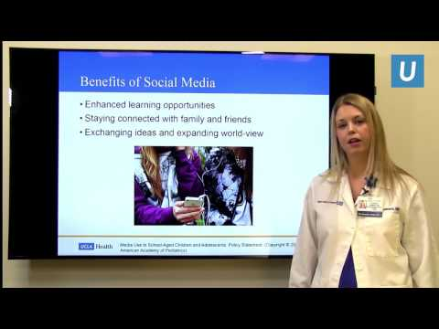 Children and Social Media: What Every Parent Should Know | Allison Guimera, MD | UCLAMDChat