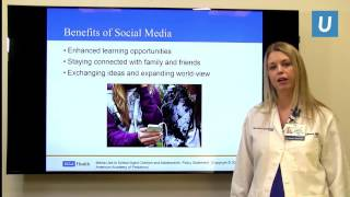 Children and Social Media: What Every Parent Should Know | UCLAMDCHAT Webinars