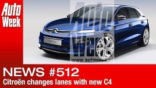 Journaal - Citroën op andere toer met nieuwe C4