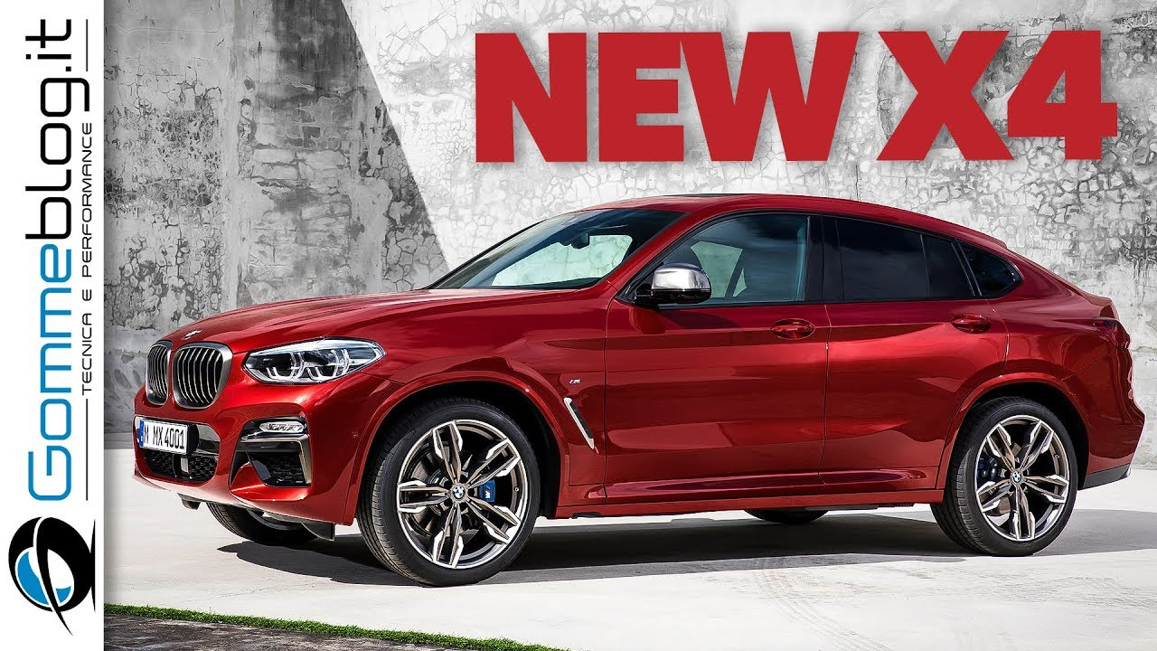 2018 bmw x4 interior and exterior ready to fight mercedes glc coupe youtube. Black Bedroom Furniture Sets. Home Design Ideas