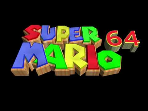 "Super Mario 64 Voice Clip: ""Here We Go!"""
