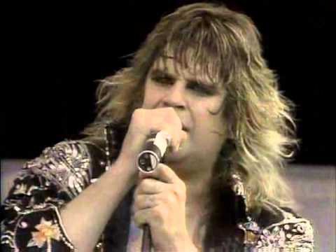 Black Sabbath & Ozzy - Paranoid - Live Aid 1985