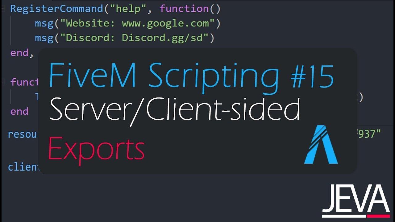 Fivem Server Scripts