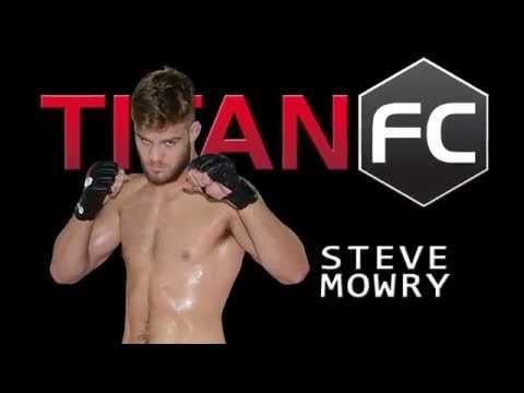 Titan FC 41: Steve Mowry - Personality