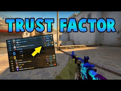 use trust factor matchmaking