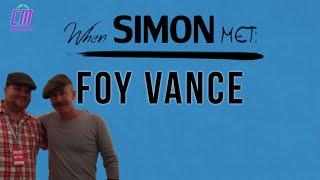 When Simon met - Foy Vance