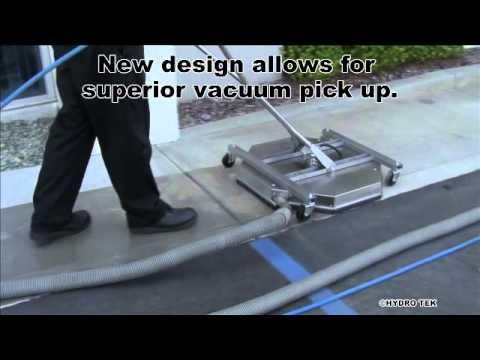 Hydro Tek Antv5 Vacuum Twister Youtube