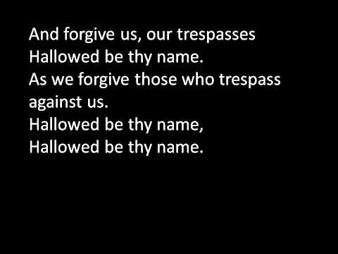 The Lord's Prayer Caribbean) WMV