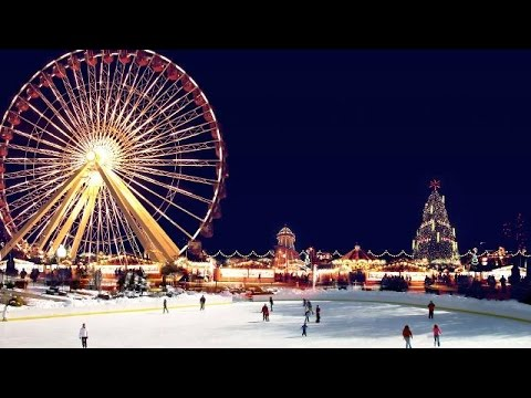 Old Traditional Carols & Christmas Music at London Winter Wonderland 2017