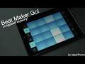Создавай музыку на iOS! Музыкальное приложение Beat Maker Go!