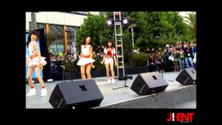 The following features Tokyo Girls' Style performing their fourth C...
