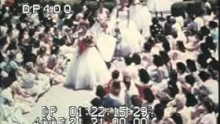 Teenagers Beauty Fashion Show, 1950s