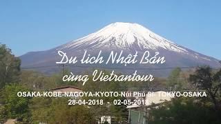 Du Lich Nhat Ban 2018