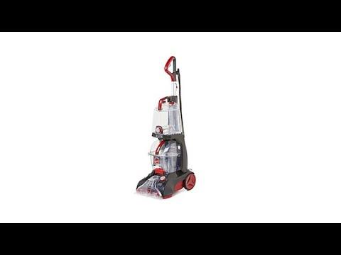 Hoover Power Scrub Elite Carpet Cleaner Bundle Youtube