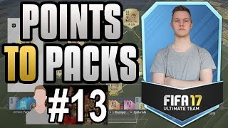 2 NYE HOLD! - POINTS TO PACKS #13