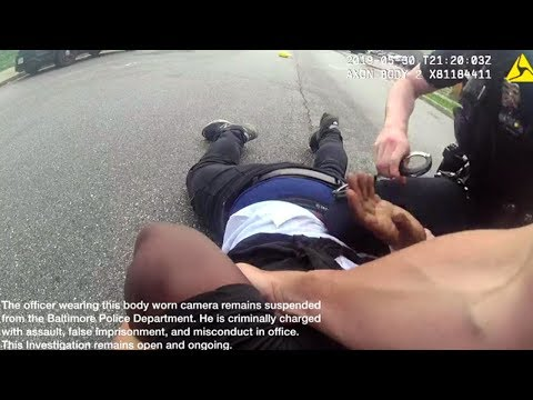 Cop Caught on Body Cam Arresting a Man for Talking