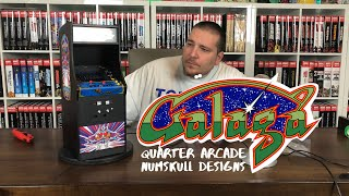 GALAGA from Quarter Arcades Numskull Designs