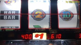 Bonus Time [Big Win] [Old Slot Machine] [$1 Slot] [San Manuel] [Casino] [カルフォルニア] [カジノ] [アカフジ]