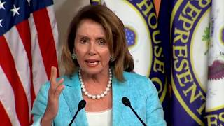 Nancy Pelosi SLAMS Trump, Kushner & his LYING Son Trump Jr for meeting with russian lawyer