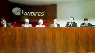Rodrigo Bianchi - Posse da nova diretoria do CONDETUF