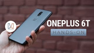 OnePlus 6T Hands-On: Still a flagship killer?